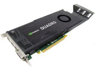 nVidia Quadro p4000, m4000, p620, nvs510 и другие профессиональные видеокарты