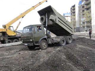 Prestez servicii de transport,demolare,excavare