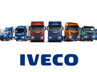Рессоры на все модели Iveco