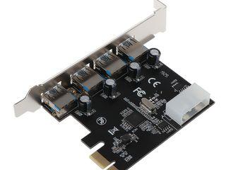 USB 3,0 концентратор  для настольных компьютеров.