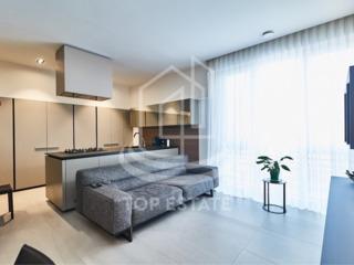 Apartament cu 2 camere + living, str. a. mateevici, centru