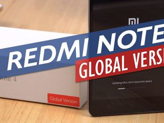 Xiaomi Redmi Note 4 Global 32GB (Snapdragon 625) Gray - Топовая новинка 2017!