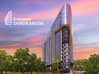 Apartament cu 3 camere, 106mp, complex premium SolomonDendrarium,Centru, parc, parcare subterana.