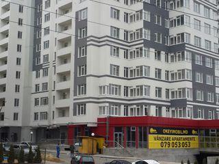 Apartament dat în exploatare, cu 3 odăi 88,4 m2.