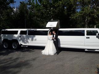 Cea mai mare limuzina din R.Moldova Hummer H2 6roti lumbo door
