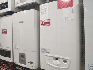 Centrale termice сazane pe gaz  Vaillant Immergas Bosch Buderus vinzare montare