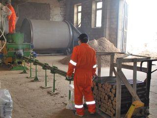 В аренду помещение под мини фабрику 770 кв м в Бельцах по обьездной с территорией