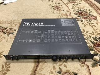 Electro-Voice EV Dx 38 - Processor, crossover