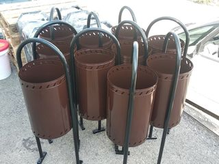 Urne, containere pentru deșeuri/урны и контейнеры для мусора