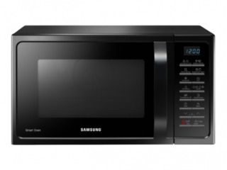 Микроволновая печь Samsung MC28H5015AK/BA  Свободно стоящая/ 900 Вт/ Белый