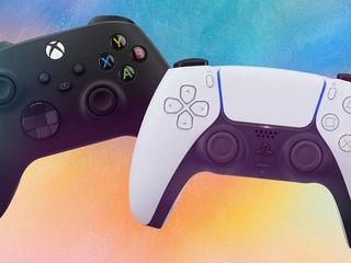 Геймпады для Playstation 5 и Xbox series S