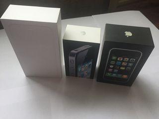 Коробка от Iphone 4,3 без комплекта  состояние хорошее, пустые!