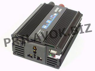 Преобразователь напряжения инвертор на 500вт , 1000вт , 1500вт и 2000вт.
