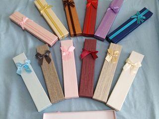 Подарочная упаковка(коробочки) для ювелирных изделий!40 лей