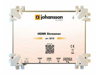 Streamer HDMI în IP