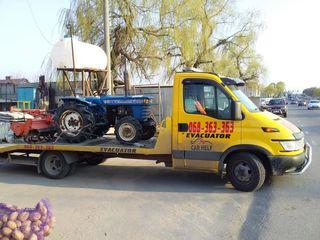 Эвакуатор/Evacuator Chisinau & Tractari Auto  24/24