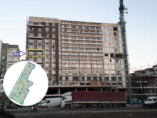 Ciocana, bd. Mircea cel Batrin, 73 m2, etajul 7, Darea in exploatare 2019