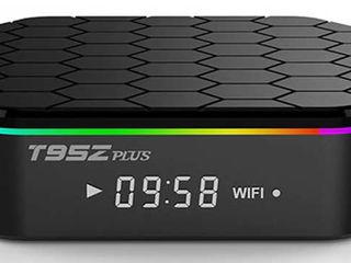 SmartTV приставка - бесплатное онлайн телевидение, игры и фильмы. Air Mouse.
