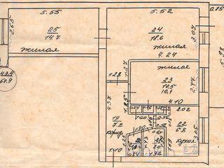 Продаем 3-комнатную квартиру с евроремонтом в г. Рыбница по ул.Юбилейная возле остановки=$17500