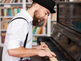 Lectii de pian pentru adulti/Уроки фортепиано для взрослых/Piano lessons for adults