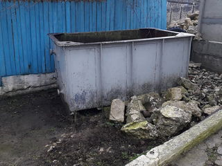 Cisterna de metal 3000 tone