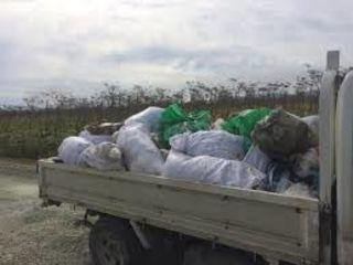 Вывоз мусора - поднятие стройматериалов на этаж, exportăm resturi de construcție  недорого!