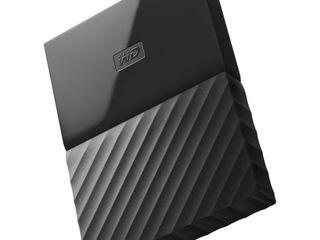 Hard portativ  WD 4 TB My Passport USB 3.0  nou