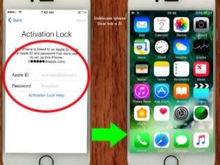 Deblocare rapida iCloud pentru orice Iphone ipad și Apple Watch