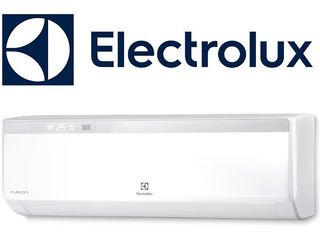 Кондиционеры Electrolux продажа монтаж магазин склад