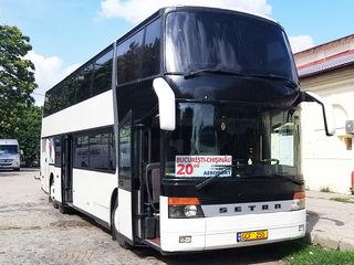 Transport Bucuresti - Chisinau 20:00 - În fiecare zi!