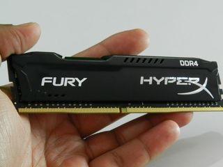 Kingston 8GB DDR4 HyperX Fury (2133 MHz)