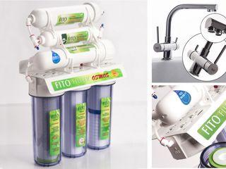 Фильтры под мойку Fito Filter! Очистка и обогащение воды!