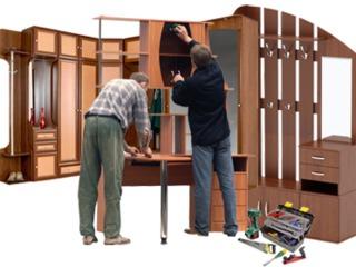 Сборка-разборка любой мебели,навеска,установка вырезы в столешнице качественно аккуратно