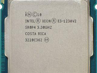 Процессор Intel Xeon E3-1230 v3 / E5-1650 v3 / W3550  / E5603 / X3430 / E5-2660