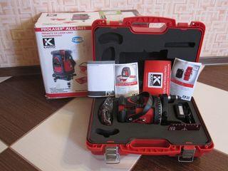 Профессиональный лазерный нивелир Kapro 895 Prolaser All-Lines