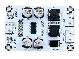 Платы цифровых аудио усилителей класса D