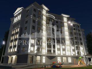 Penthouse +terasă! 156 mp estate white house!