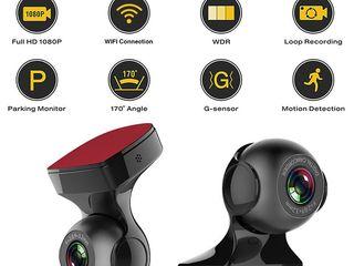 Автомобильный видеорегистратор с Wi-Fi