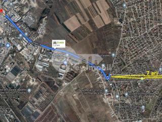 Bubuieci, 7 ari teren pentru construcții, 35000 €