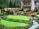 Озеленение участка — дизайн ландшафта.