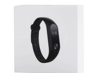 Xiaomi Mi Band 2 - фитнес браслет/умные часы (супер цена) защитная пленка в подарок!