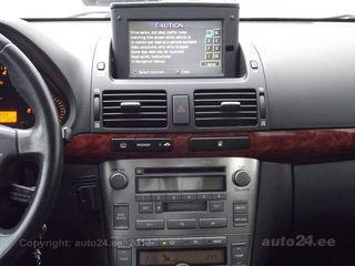 Продам штатный выдвижной монитор для Toyota Avensis T25