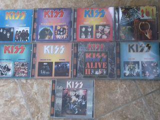 Kiss, коллекционное собрание