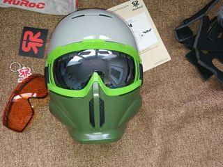 Горнолыжный шлем RuRoc!