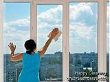 Мойка окон, фасадов и витрин