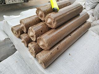 Brichete din rumegus de lemn