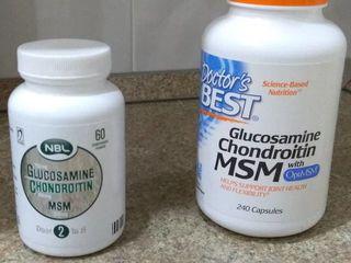 Olimp Sport Nutrition | Glucosamine Plus Sport Edition - 60 caps