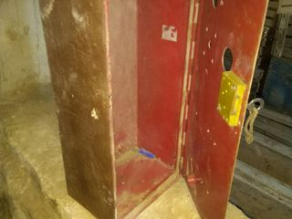 Ящик металлический, 165 лей