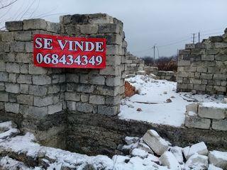 Vind/Schimb. Casa nefinisata. or. Criuleni