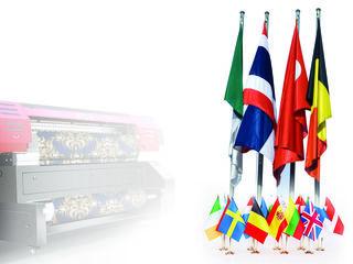 Drapele de stat drapele promoționale drapele personalizate